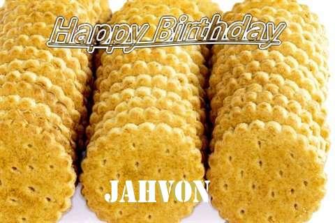 Jahvon Cakes