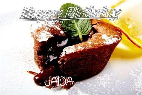 Happy Birthday Wishes for Jaida