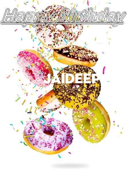 Happy Birthday Jaideep Cake Image