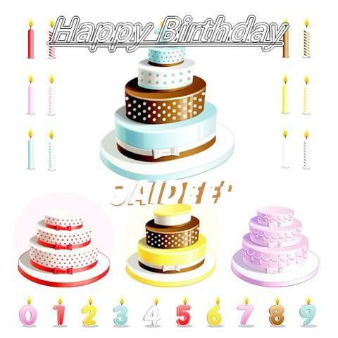 Happy Birthday Wishes for Jaideep