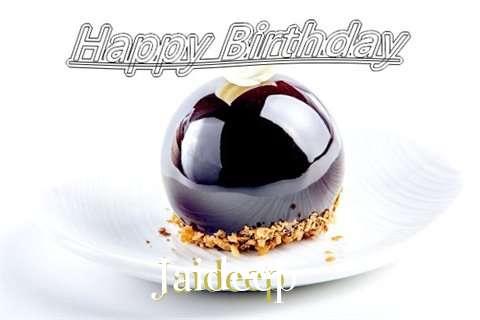Happy Birthday Cake for Jaideep