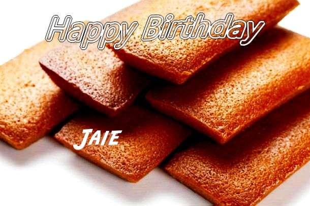 Happy Birthday to You Jaie