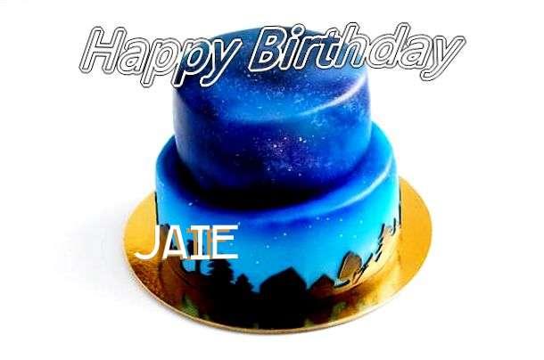 Happy Birthday Cake for Jaie
