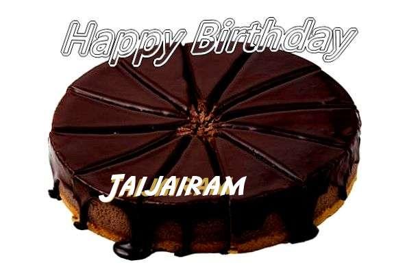 Jaijairam Birthday Celebration