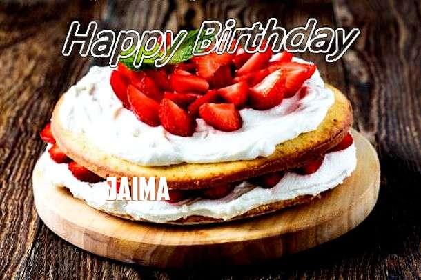 Jaima Birthday Celebration