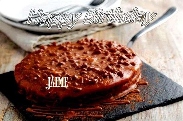 Birthday Images for Jaime