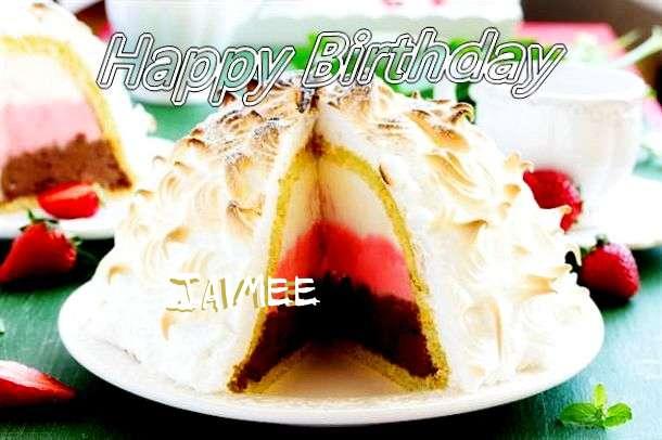Happy Birthday to You Jaimee