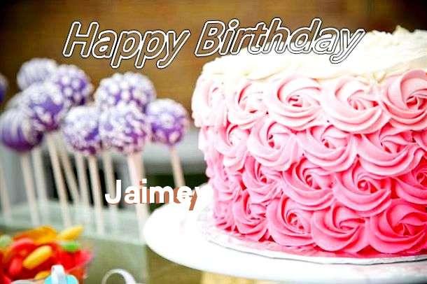 Happy Birthday Jaimey