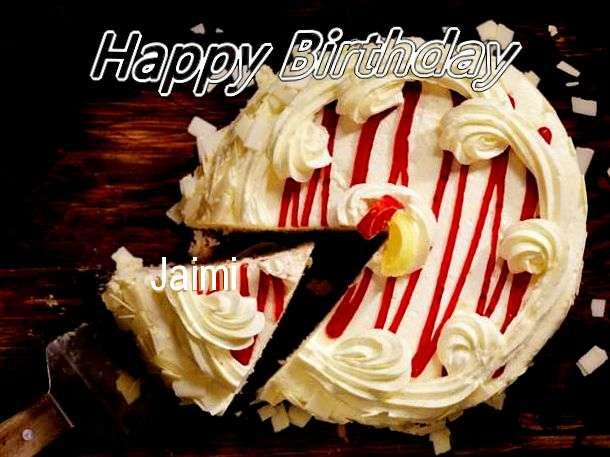 Birthday Images for Jaimi