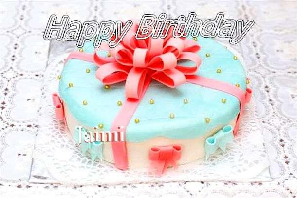 Happy Birthday Wishes for Jaimi