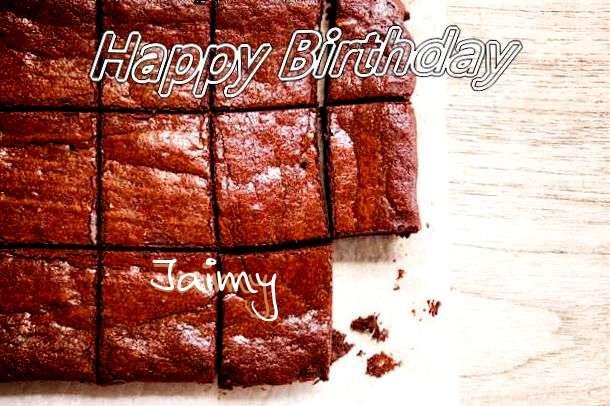 Happy Birthday Jaimy