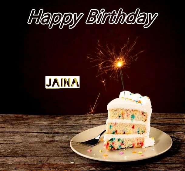 Birthday Images for Jaina
