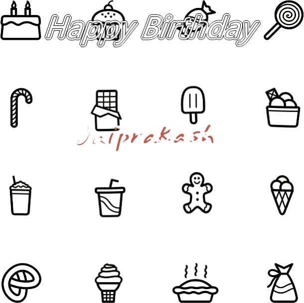 Happy Birthday Cake for Jaiprakash