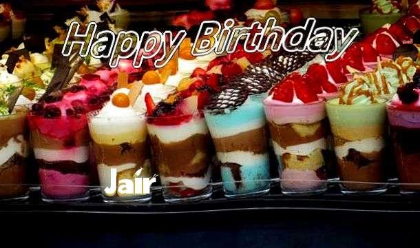 Jair Birthday Celebration