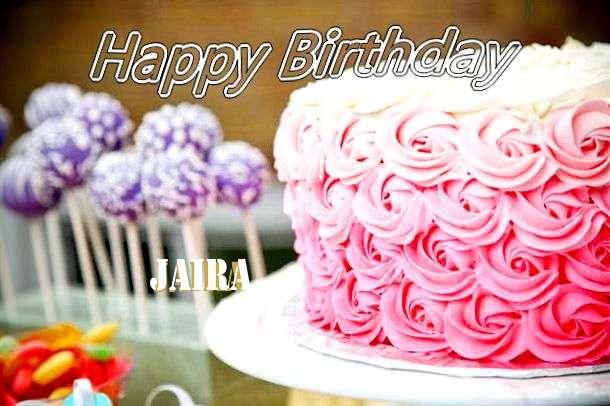 Happy Birthday Jaira