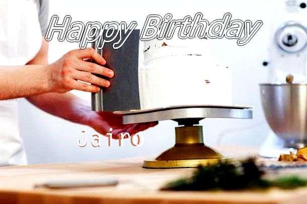 Birthday Wishes with Images of Jairo
