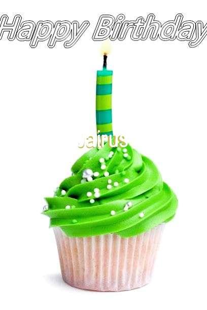 Jairus Birthday Celebration