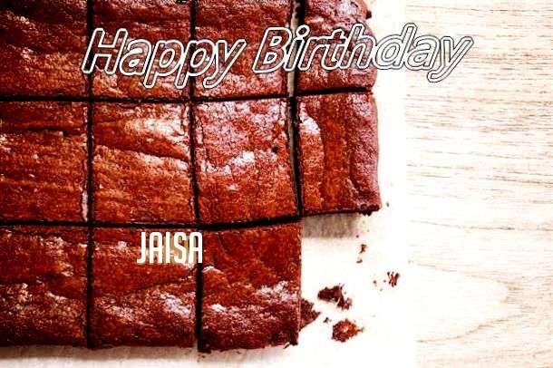 Happy Birthday Jaisa