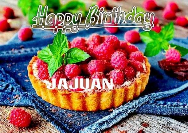 Happy Birthday Jajuan Cake Image