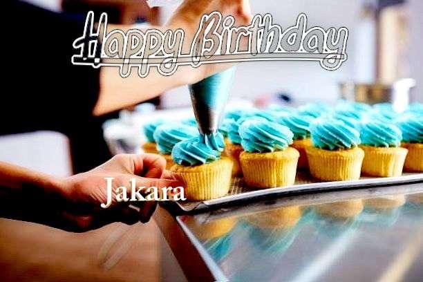 Jakara Cakes
