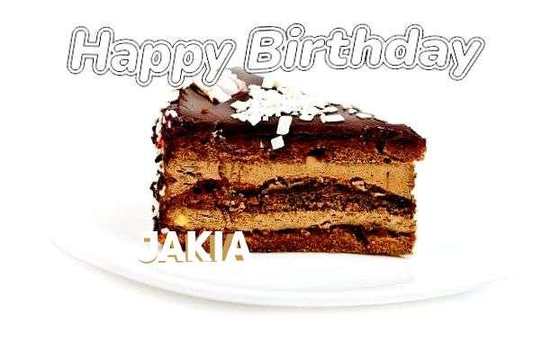 Jakia Birthday Celebration