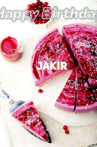 Jakir Cakes