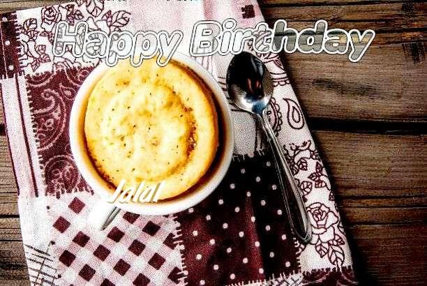 Happy Birthday to You Jalal