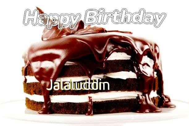 Happy Birthday Jalaluddin