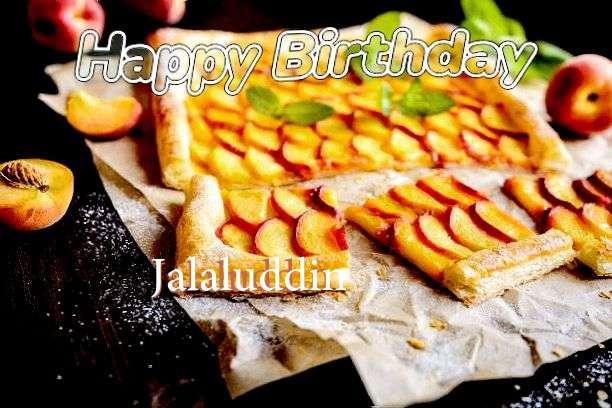 Jalaluddin Birthday Celebration
