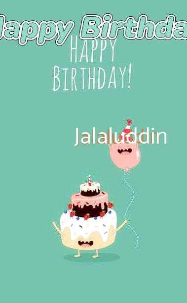 Happy Birthday to You Jalaluddin