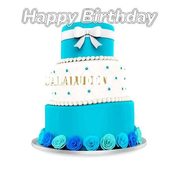 Wish Jalaluddin