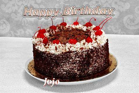 Happy Birthday Jojo