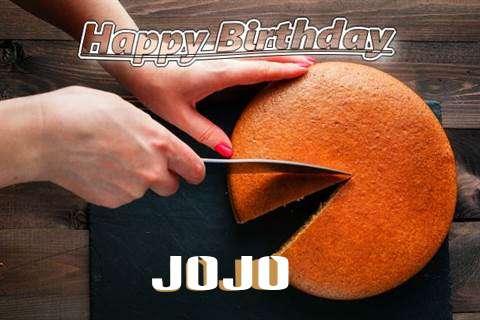 Happy Birthday to You Jojo