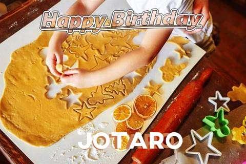 Jotaro Birthday Celebration