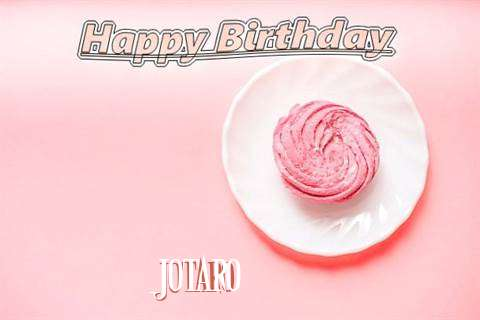 Wish Jotaro
