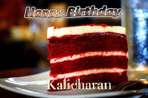 Happy Birthday Kalicharan