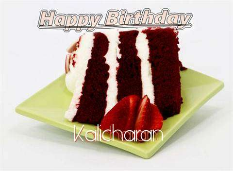 Birthday Wishes with Images of Kalicharan