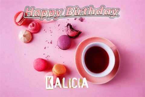 Happy Birthday to You Kalicia
