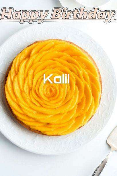 Birthday Images for Kalil