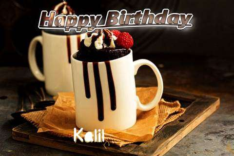 Kalil Birthday Celebration
