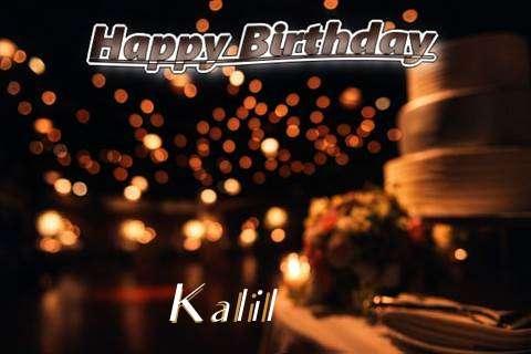 Kalil Cakes