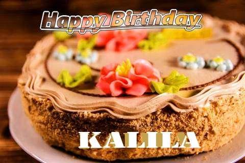 Happy Birthday Kalila