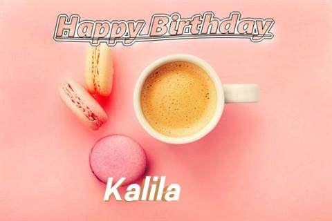 Happy Birthday to You Kalila