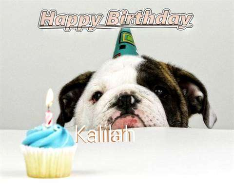 Birthday Wishes with Images of Kalilah