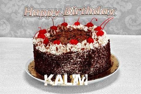 Happy Birthday Kalim