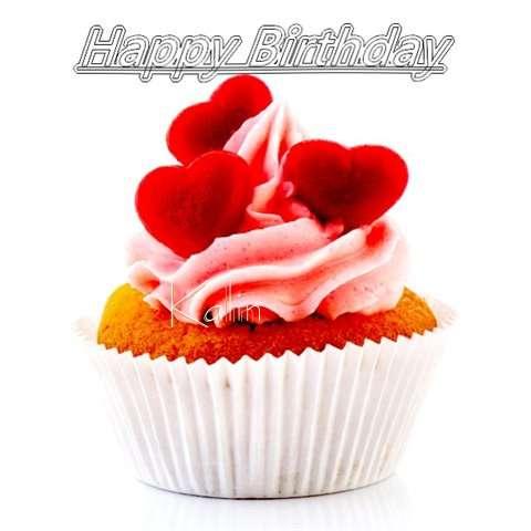 Happy Birthday Kalin
