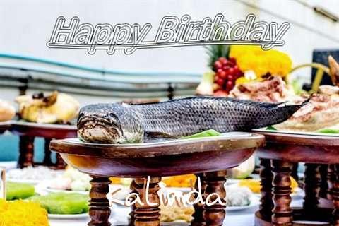 Kalinda Birthday Celebration