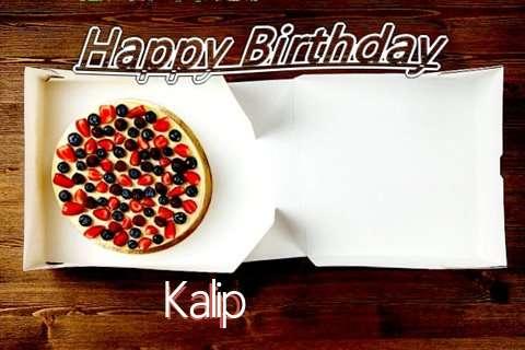 Happy Birthday Kalip