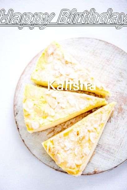 Birthday Wishes with Images of Kalisha