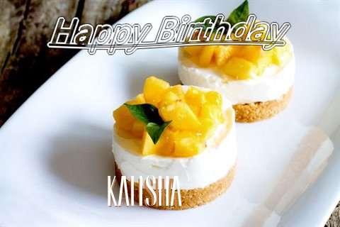 Happy Birthday to You Kalisha